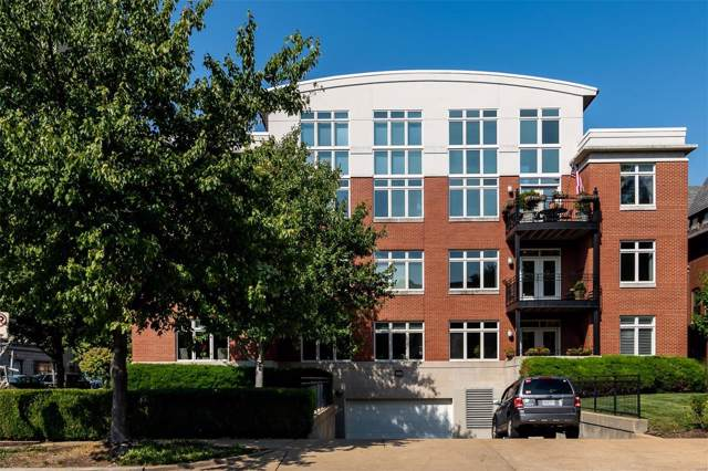 110 N Newstead Avenue #304, St Louis, MO 63108 (#19071576) :: RE/MAX Professional Realty
