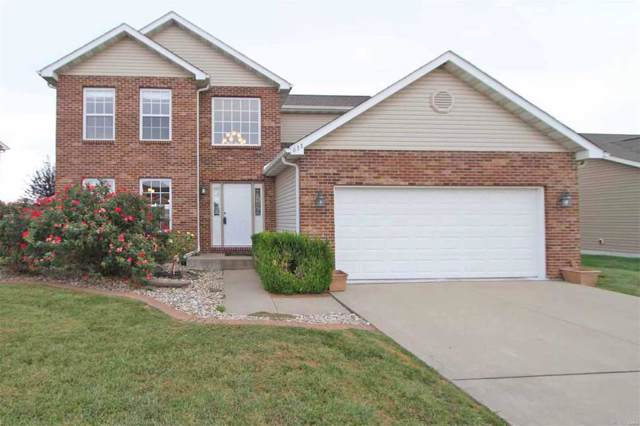 633 Moorland Circle, Mascoutah, IL 62258 (#19071804) :: Holden Realty Group - RE/MAX Preferred