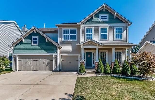 306 Country Orchard Drive, Lake St Louis, MO 63367 (#19073221) :: The Kathy Helbig Group
