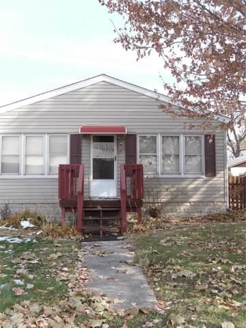 112 Velma, South Roxana, IL 62087 (#19073357) :: Tarrant & Harman Real Estate and Auction Co.