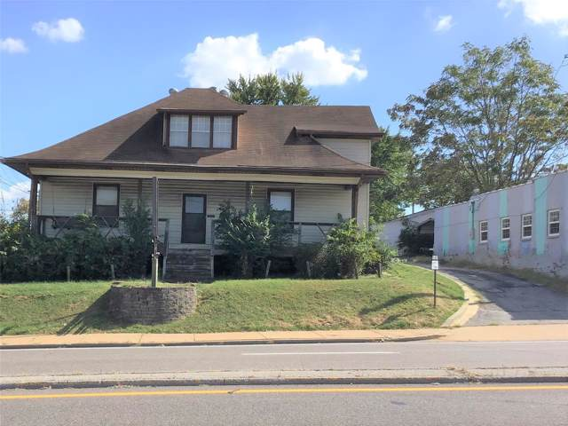 8100 Gravois Road, St Louis, MO 63123 (#19073880) :: St. Louis Finest Homes Realty Group