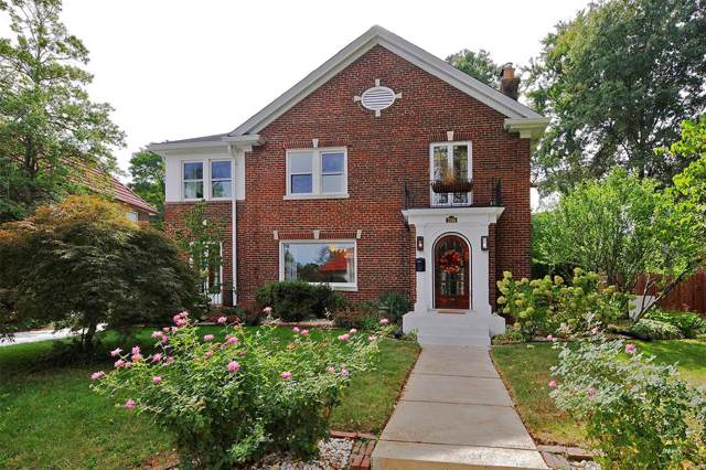 7566 Cornell Avenue, University City, MO 63130 (#19076262) :: The Kathy Helbig Group