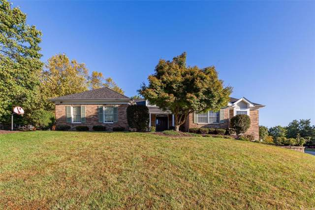1340 Chesterfield Estates Drive, Chesterfield, MO 63005 (#19076396) :: The Kathy Helbig Group