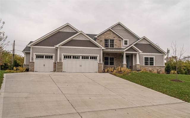10111 Fieldcrest Lane, Ladue, MO 63124 (#19076580) :: Kelly Shaw Team