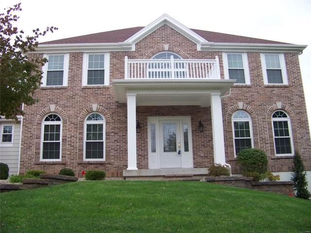 16319 Valley Oaks Estates Court, Wildwood, MO 63005 (#19076631) :: Peter Lu Team