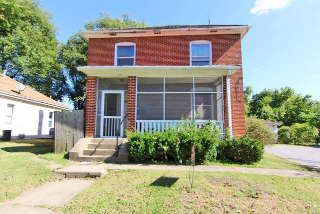 816 S Sprigg Street, Cape Girardeau, MO 63703 (#19076902) :: The Kathy Helbig Group