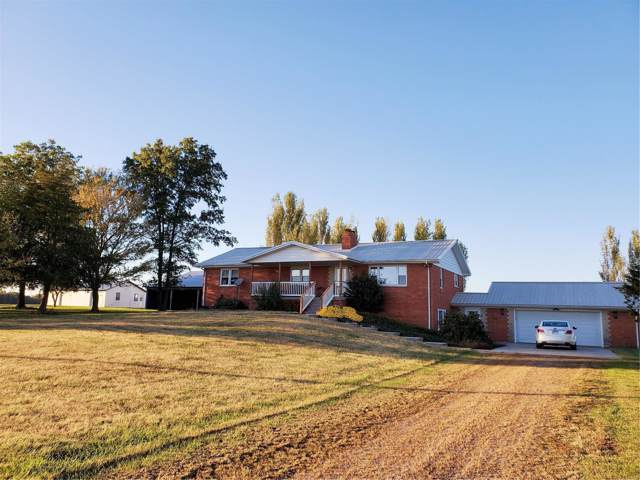 7063 Tigerlily Road, COULTERVILLE, IL 62237 (#19077471) :: Clarity Street Realty