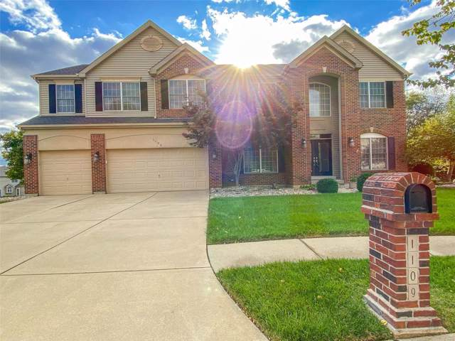 1109 Daylily Place, O'Fallon, IL 62269 (#19077540) :: The Kathy Helbig Group
