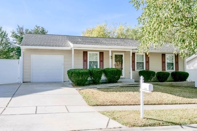 1318 Shallow Lake, O'Fallon, MO 63366 (#19077824) :: St. Louis Finest Homes Realty Group