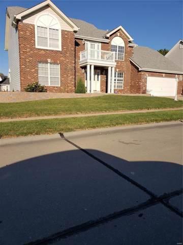 4343 Portland Manor, Florissant, MO 63034 (#19077979) :: Clarity Street Realty