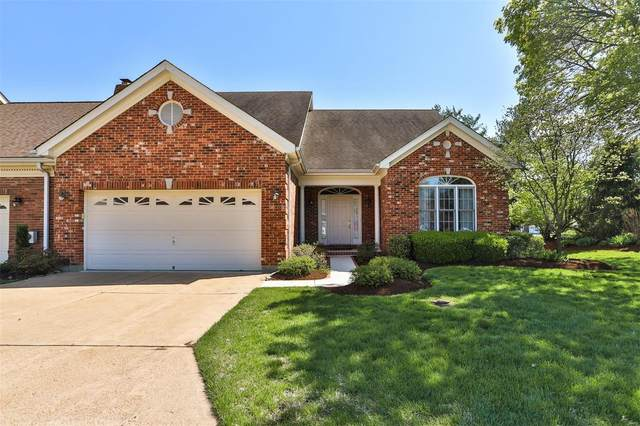 12358 Courtyard Lake Drive, Sunset Hills, MO 63127 (#19078001) :: The Becky O'Neill Power Home Selling Team