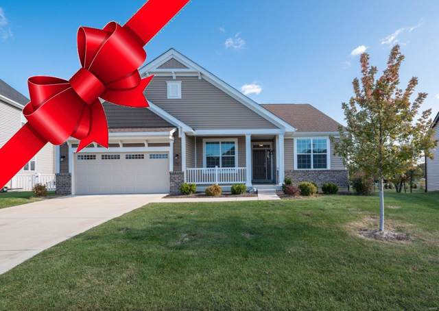 707 Tinsley Court, Cottleville, MO 63304 (#19078784) :: RE/MAX Vision