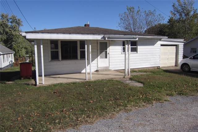 104 S Montgomery Avenue, Vandalia, IL 62471 (#19078940) :: RE/MAX Professional Realty