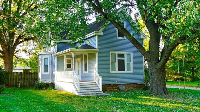 603 N Hickory, Smithton, IL 62285 (#19079451) :: Parson Realty Group