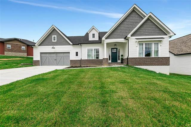 7969 Donner Ridge, Caseyville, IL 62232 (#19079677) :: Parson Realty Group