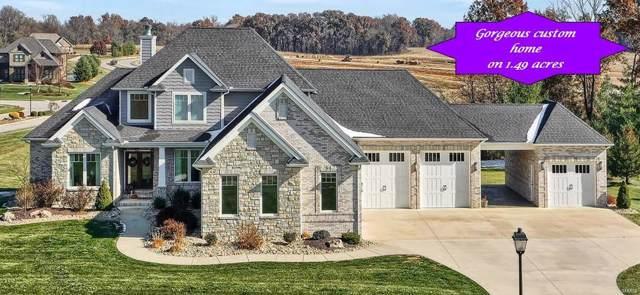 3836 Boulder Drive, Edwardsville, IL 62025 (#19080168) :: Hartmann Realtors Inc.