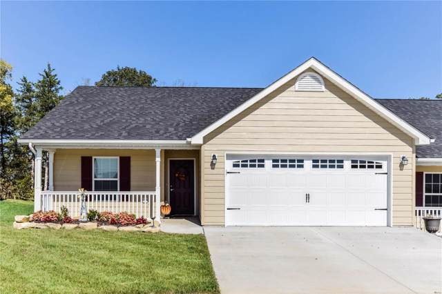 1042 Hawk Ridge #3, Union, MO 63084 (#19081551) :: The Becky O'Neill Power Home Selling Team