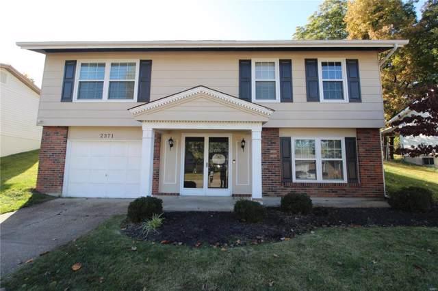 2371 Wesglen Estates, Maryland Heights, MO 63043 (#19081956) :: Kelly Shaw Team