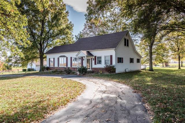 4142 Black Jack Road, RED BUD, IL 62278 (#19082121) :: Parson Realty Group