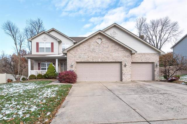 1432 Ashfield Glen Court, O'Fallon, IL 62269 (#19082372) :: Kelly Hager Group | TdD Premier Real Estate