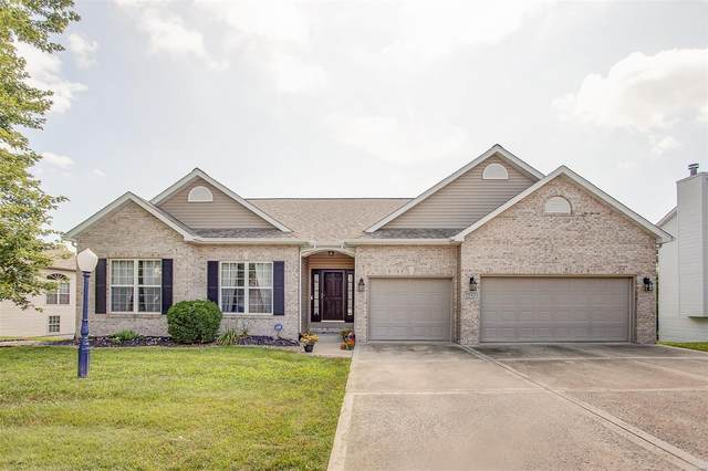 3343 Piazza Ln, Edwardsville, IL 62025 (#19082445) :: The Becky O'Neill Power Home Selling Team