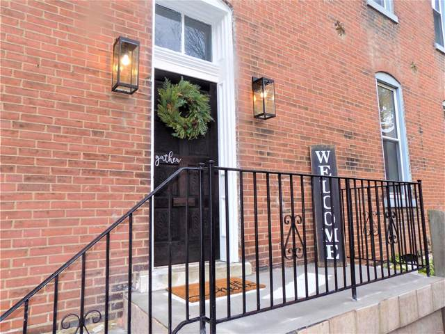 2027 Congress Street, St Louis, MO 63118 (#19082535) :: Holden Realty Group - RE/MAX Preferred