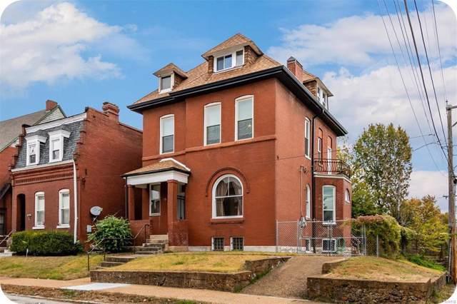 4010 Iowa Avenue, St Louis, MO 63118 (#19083152) :: Clarity Street Realty