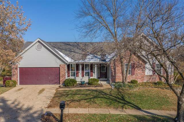 350 Thunderhead Canyon Drive, Wildwood, MO 63011 (#19083740) :: The Kathy Helbig Group