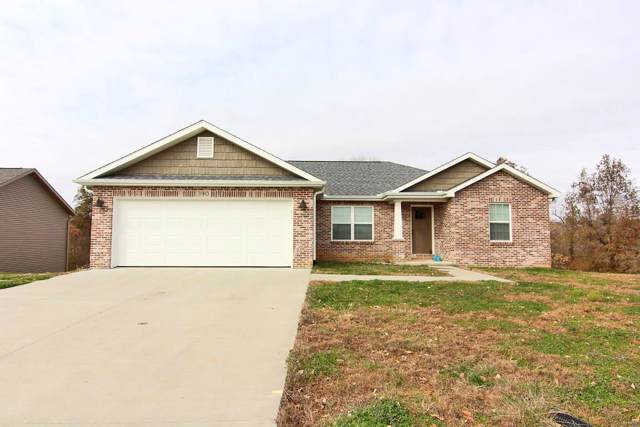 390 Fraser's Ridge, Jackson, MO 63755 (#19083757) :: St. Louis Finest Homes Realty Group