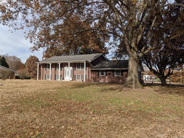 607 Lakeview, STEELEVILLE, IL 62288 (#19084064) :: The Becky O'Neill Power Home Selling Team