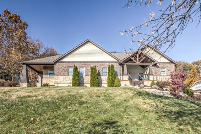 107 Hillside Court, Collinsville, IL 62234 (#19084157) :: Fusion Realty, LLC