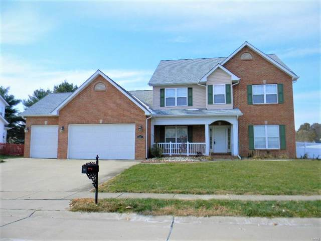 1601 Coles Court, Edwardsville, IL 62025 (#19084335) :: Realty Executives, Fort Leonard Wood LLC