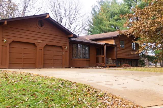1676 Oahu Court, Worden, IL 62097 (#19084409) :: RE/MAX Professional Realty