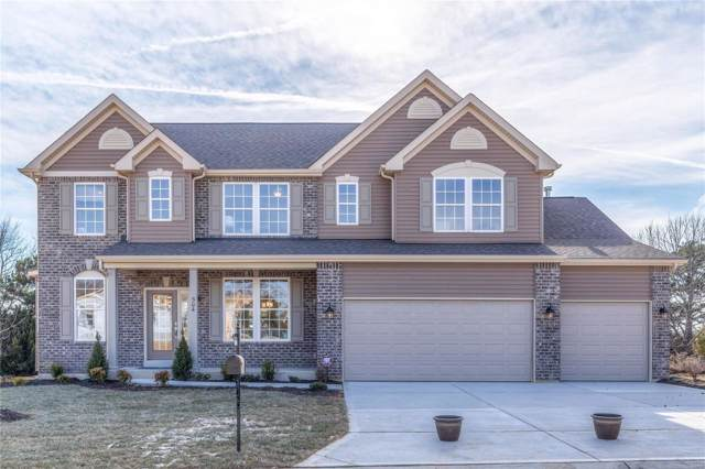 5314 Wilson Court, Oakville, MO 63129 (#19084569) :: The Becky O'Neill Power Home Selling Team