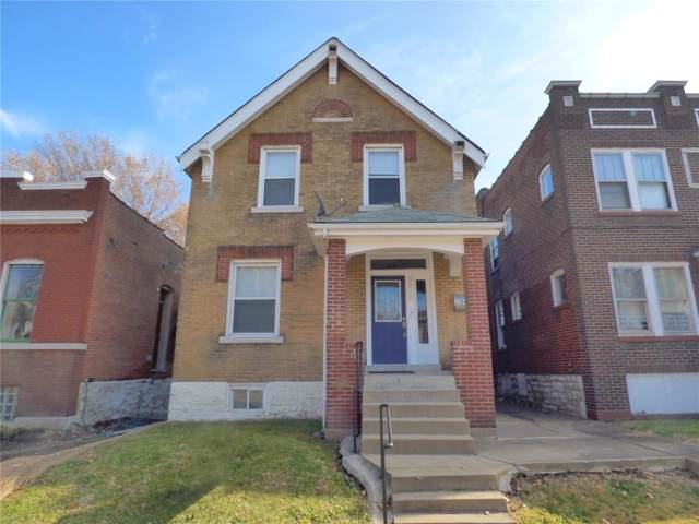 3548 S Spring Avenue, St Louis, MO 63116 (#19084649) :: Clarity Street Realty