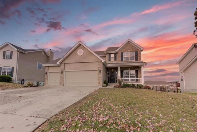 1061 Wyndgate Ridge, Lake St Louis, MO 63367 (#19085208) :: Kelly Hager Group   TdD Premier Real Estate