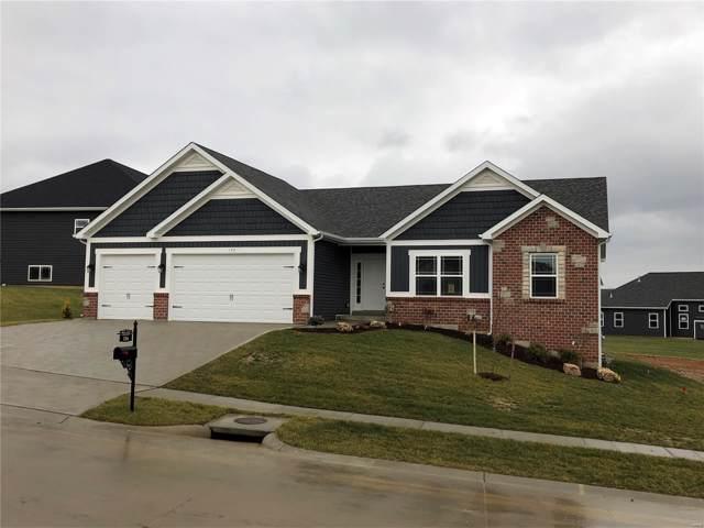 154 Pomodora Circle, Wentzville, MO 63385 (#19085373) :: Kelly Hager Group | TdD Premier Real Estate