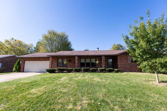 417 Weatherstone, Belleville, IL 62221 (#19085554) :: RE/MAX Vision