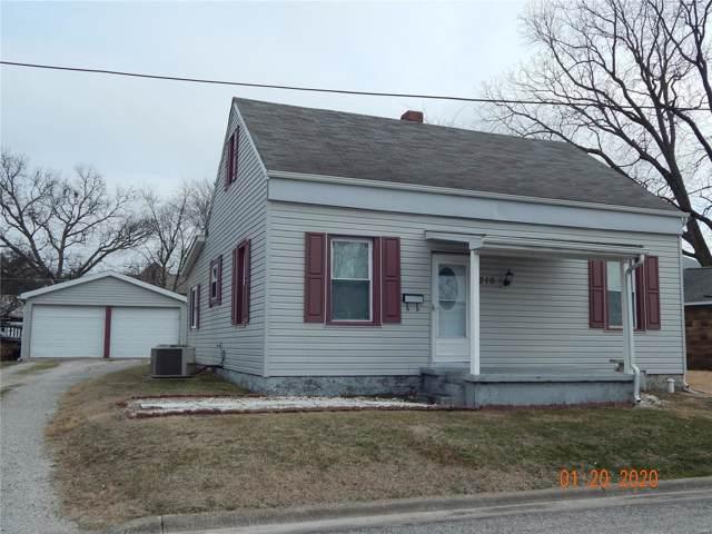 210 Washington Street, RED BUD, IL 62278 (#19085778) :: Fusion Realty, LLC