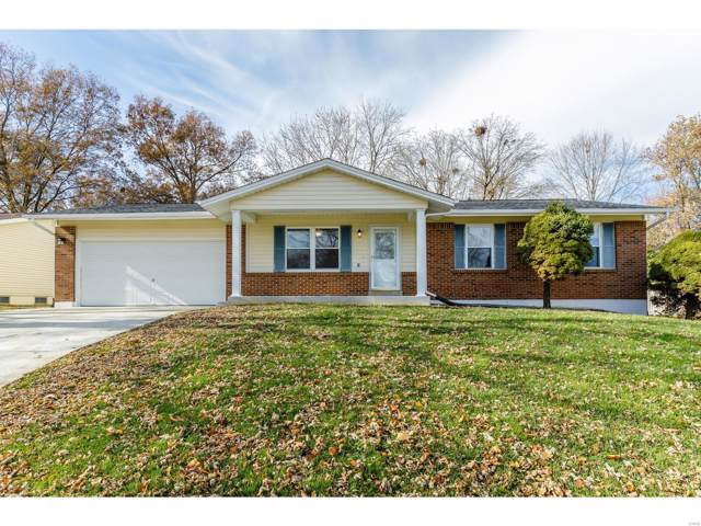 4 Celestial Ridge, Saint Peters, MO 63376 (#19085876) :: RE/MAX Professional Realty