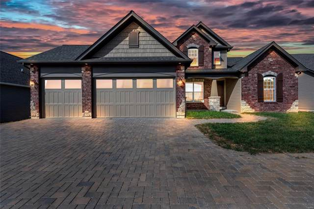 1113 Sulphur Spring, Ballwin, MO 63021 (#19086310) :: St. Louis Finest Homes Realty Group