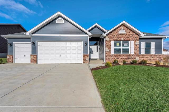 105 Pomodora, Wentzville, MO 63385 (#19086520) :: St. Louis Finest Homes Realty Group