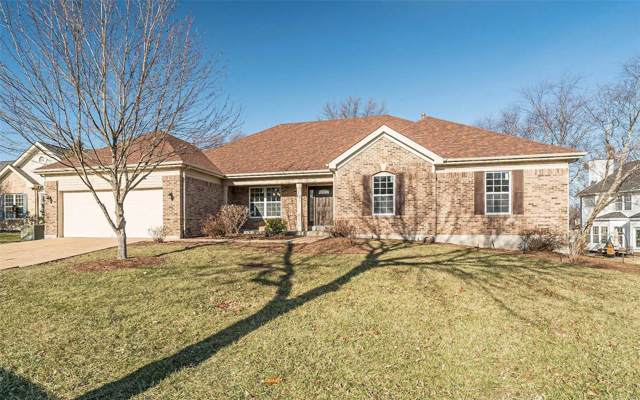 17 Nantucket Island, Grover, MO 63040 (#19086636) :: Clarity Street Realty