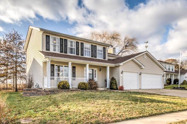 123 Fleur De Lis Drive, Wentzville, MO 63385 (#19086659) :: St. Louis Finest Homes Realty Group