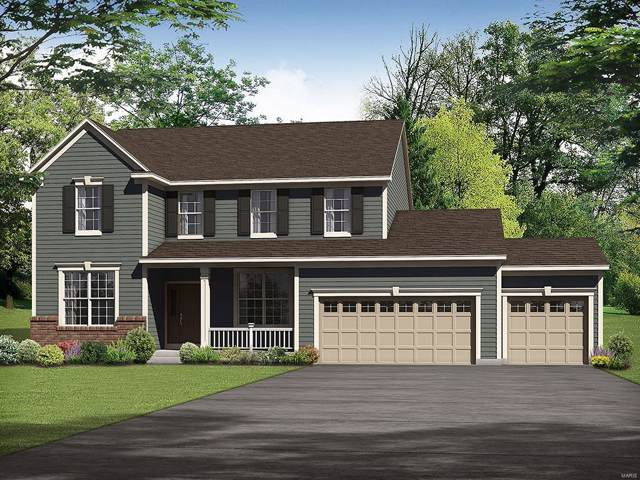 1 Bristol II @ Alexander Woods, Chesterfield, MO 63017 (#19087152) :: Parson Realty Group
