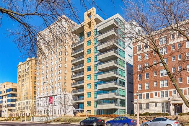 4545 Lindell Boulevard #11, St Louis, MO 63108 (#19087167) :: Clarity Street Realty