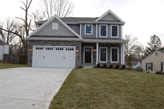 646 Chelsea Avenue, Kirkwood, MO 63122 (#19087243) :: Walker Real Estate Team