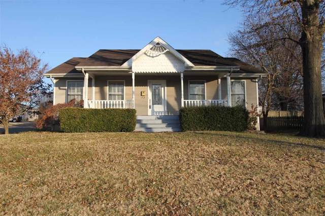 402 Cook Street, Troy, IL 62294 (#19087480) :: Kelly Hager Group | TdD Premier Real Estate