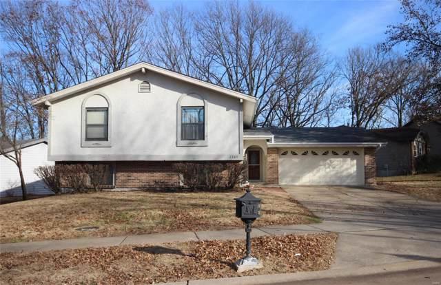 2384 Cedar Lake Drive, Maryland Heights, MO 63043 (#19087538) :: RE/MAX Vision