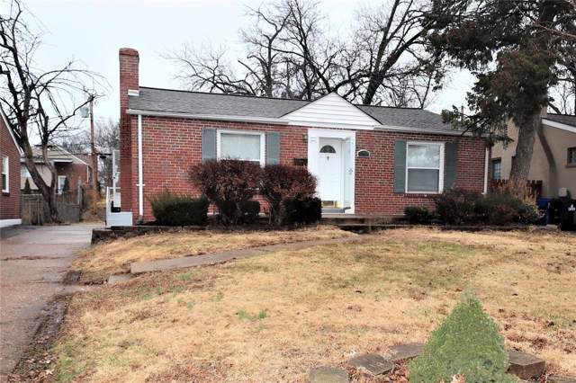 7729 Drexel Drive, University City, MO 63130 (#19089157) :: Clarity Street Realty